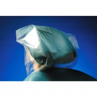 Head Rest Cover (비닐 일회용) #HRCL-250