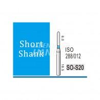 Diamond Bur Short shank (Standard) #SO-S20