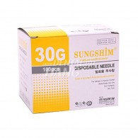 Disposable Needle (No-Pain 기계용 무통마취니들)