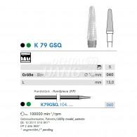 Ceramic Denture Bur #K79GSQ-040