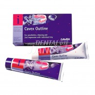 Cavex Outline Impression Paste (ZOP)