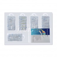 Macro-Lock Oval Fiber Post Kit