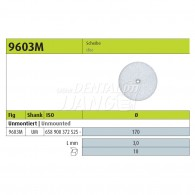 Silicon Carbide Polisher #9603M