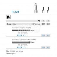 Metal Milling Bur #H370
