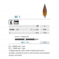 Acrylic Denture Bur HP #SC1-055