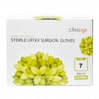 Carelive Latex Surgical Glove (Powder Free)